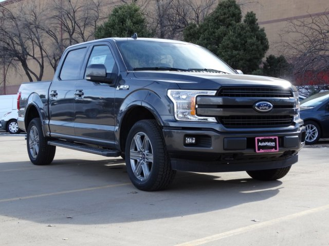 2019 F-150 SuperCrew Cab 4x4,  Pickup #KKC60044 - photo 7