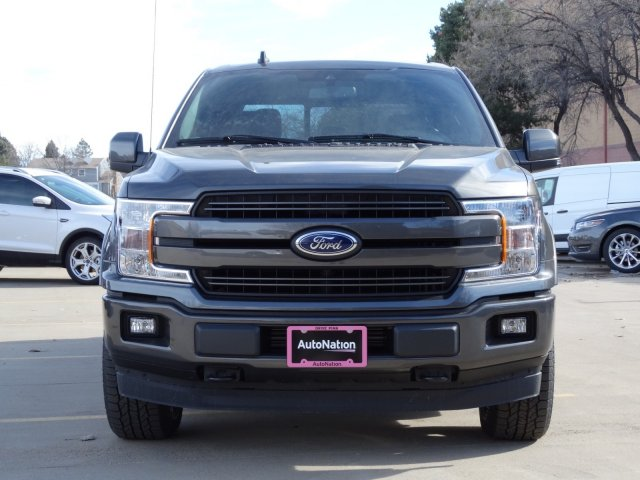 2019 F-150 SuperCrew Cab 4x4,  Pickup #KKC60044 - photo 8