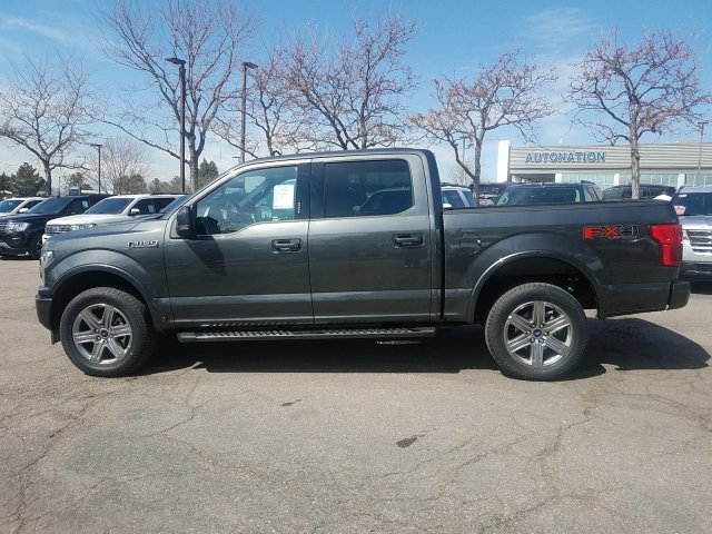 2019 F-150 SuperCrew Cab 4x4, Pickup #KKC60046 - photo 3