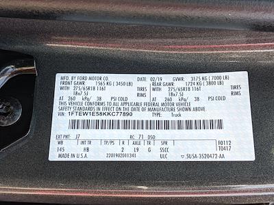 2019 F-150 SuperCrew Cab 4x4,  Pickup #KKC77890 - photo 24