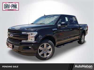2019 F-150 SuperCrew Cab 4x4, Pickup #KKD45602 - photo 1