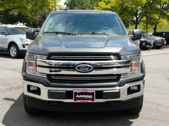 2019 F-150 SuperCrew Cab 4x4, Pickup #KKD63879 - photo 10