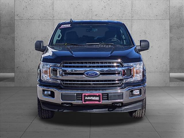 2019 Ford F-150 SuperCrew Cab 4x4, Pickup #KKD75364 - photo 3