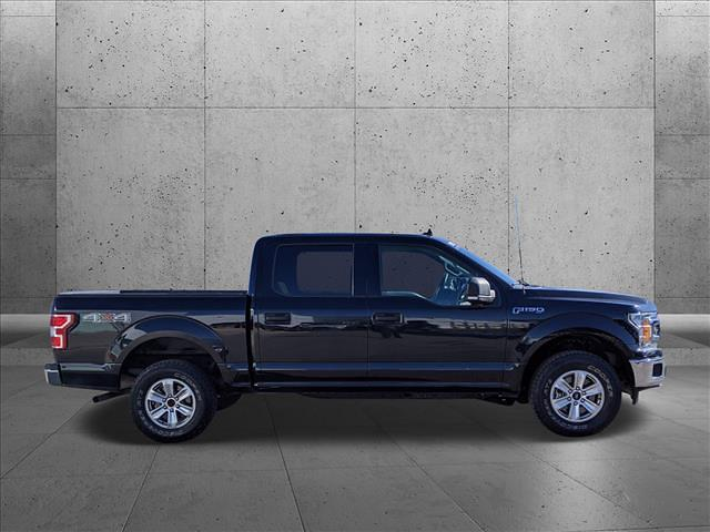 2019 Ford F-150 SuperCrew Cab 4x4, Pickup #KKD75364 - photo 5