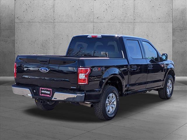 2019 Ford F-150 SuperCrew Cab 4x4, Pickup #KKD75364 - photo 6