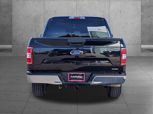 2019 Ford F-150 SuperCrew Cab 4x4, Pickup #KKD75364 - photo 8