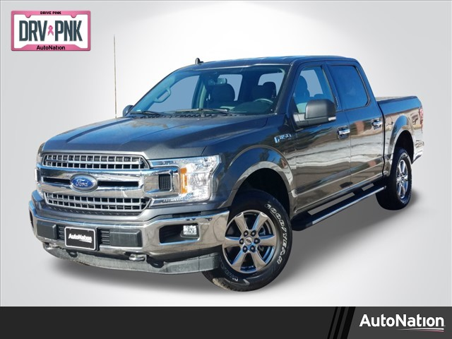 2019 F-150 SuperCrew Cab 4x4, Pickup #KKD75414 - photo 1