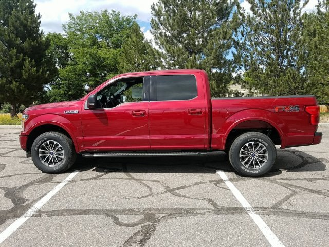 2019 F-150 SuperCrew Cab 4x4, Pickup #KKD89790 - photo 5
