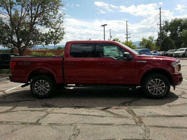 2019 F-150 SuperCrew Cab 4x4, Pickup #KKD89790 - photo 8