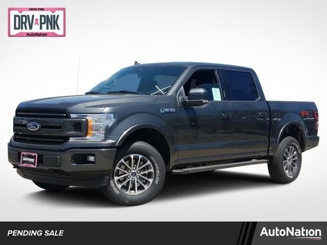 2019 F-150 SuperCrew Cab 4x4, Pickup #KKE06253 - photo 1