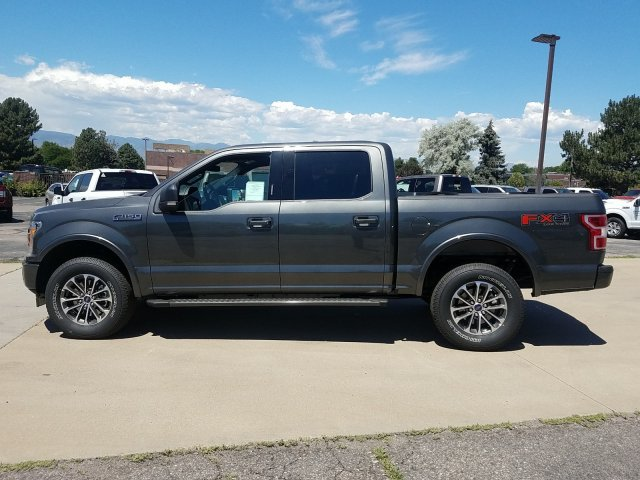 2019 F-150 SuperCrew Cab 4x4, Pickup #KKE06253 - photo 4