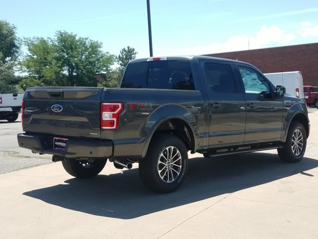 2019 F-150 SuperCrew Cab 4x4, Pickup #KKE06253 - photo 7