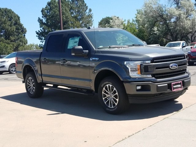 2019 F-150 SuperCrew Cab 4x4, Pickup #KKE06253 - photo 9