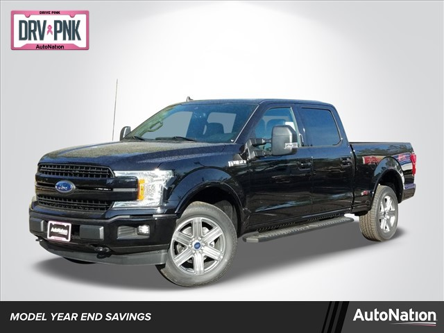 2019 F-150 SuperCrew Cab 4x4, Pickup #KKE36522 - photo 1