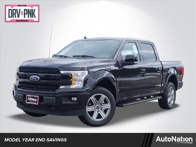 2019 F-150 SuperCrew Cab 4x4, Pickup #KKE36546 - photo 1