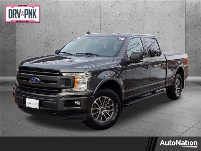 2019 F-150 SuperCrew Cab 4x4,  Pickup #KKE63342 - photo 1
