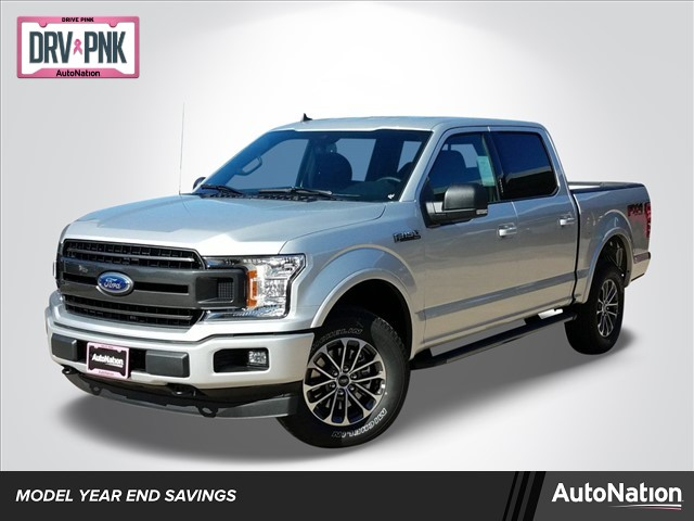 2019 F-150 SuperCrew Cab 4x4, Pickup #KKE63351 - photo 1