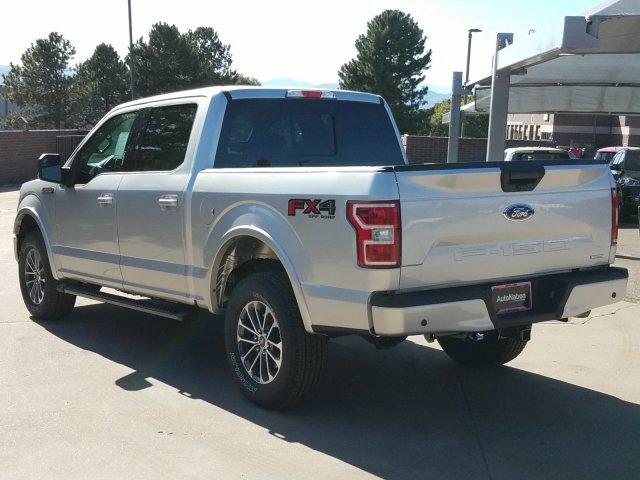 2019 F-150 SuperCrew Cab 4x4, Pickup #KKE63351 - photo 2