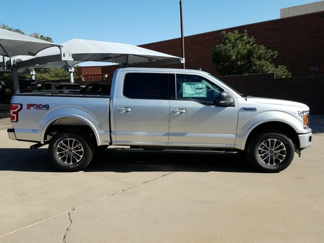 2019 F-150 SuperCrew Cab 4x4, Pickup #KKE63351 - photo 9