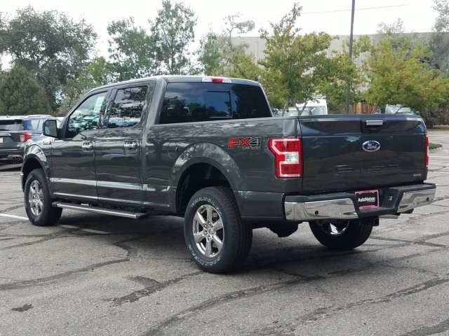 2019 F-150 SuperCrew Cab 4x4, Pickup #KKE63374 - photo 2