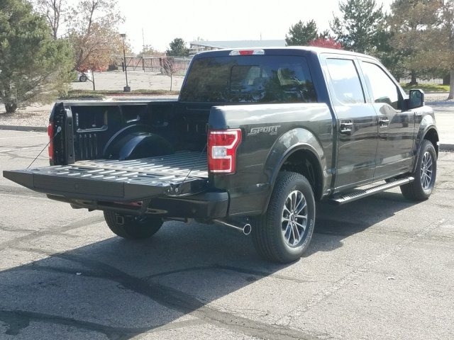 2019 F-150 SuperCrew Cab 4x4, Pickup #KKE93793 - photo 9