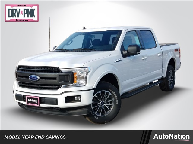 2019 F-150 SuperCrew Cab 4x4, Pickup #KKE93799 - photo 1