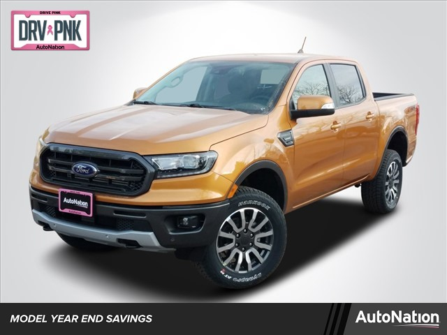 2019 Ranger SuperCrew Cab 4x4, Pickup #KLA98860 - photo 1