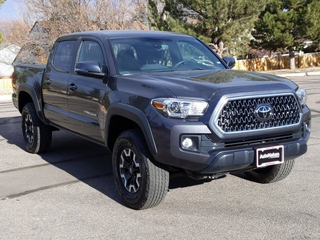 2019 Tacoma Double Cab 4x4, Pickup #KM257162 - photo 4