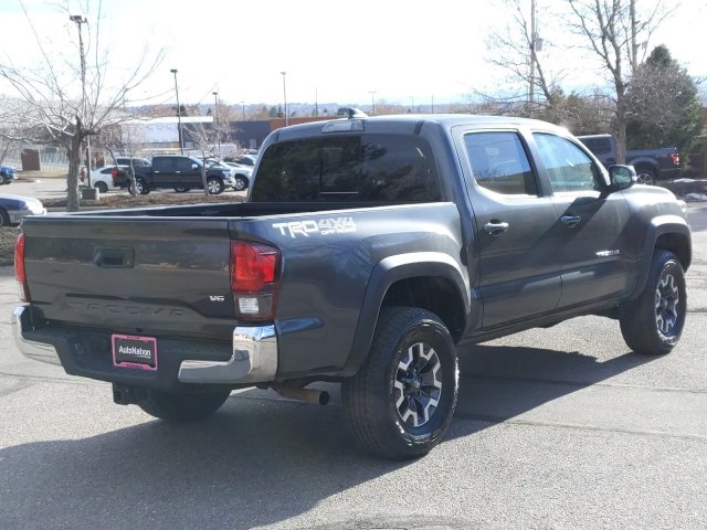2019 Tacoma Double Cab 4x4, Pickup #KM257162 - photo 6
