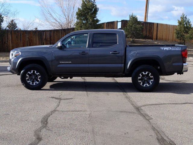 2019 Tacoma Double Cab 4x4, Pickup #KM257162 - photo 8