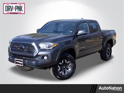 2019 Tacoma Double Cab 4x4, Pickup #KM257162 - photo 1
