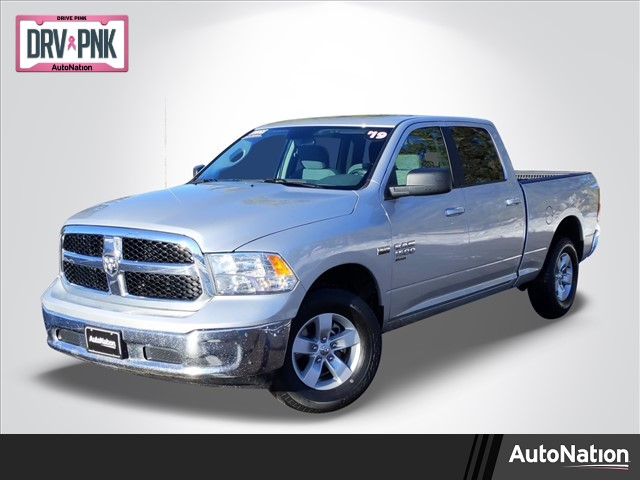 2019 Ram 1500 Crew Cab 4x4, Pickup #KS596477 - photo 1