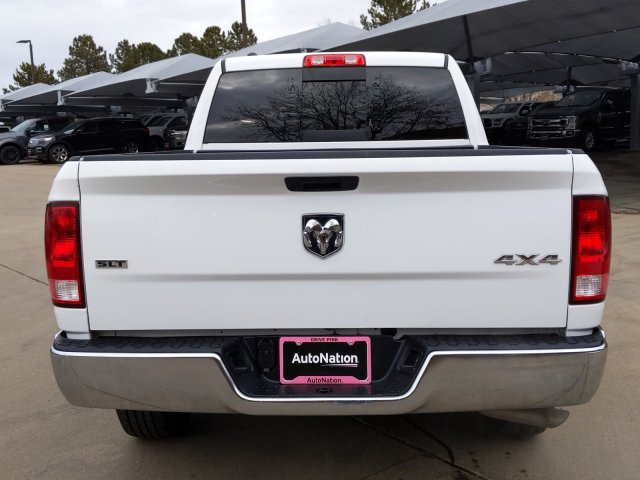 2019 Ram 1500 Crew Cab 4x4, Pickup #KS606235 - photo 8