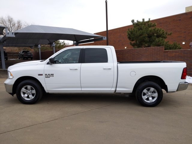 2019 Ram 1500 Crew Cab 4x4, Pickup #KS606235 - photo 9