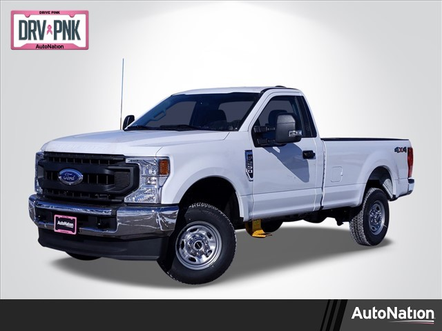 2020 Ford F-250 Regular Cab 4x4, Pickup #LEC61973 - photo 1