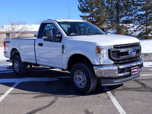 2020 Ford F-250 Regular Cab 4x4, Pickup #LEC61973 - photo 14