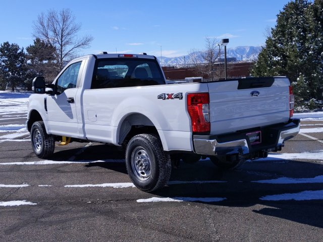 2020 Ford F-250 Regular Cab 4x4, Pickup #LEC61973 - photo 3