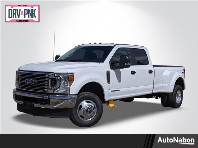 2020 F-350 Crew Cab DRW 4x4, Pickup #LEC89027 - photo 1