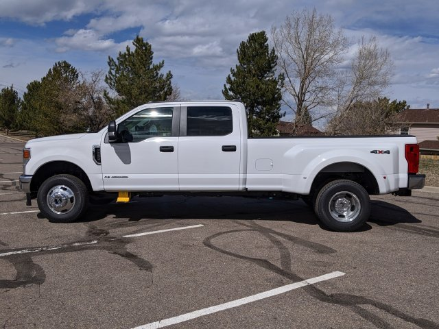 2020 F-350 Crew Cab DRW 4x4, Pickup #LEC89027 - photo 5