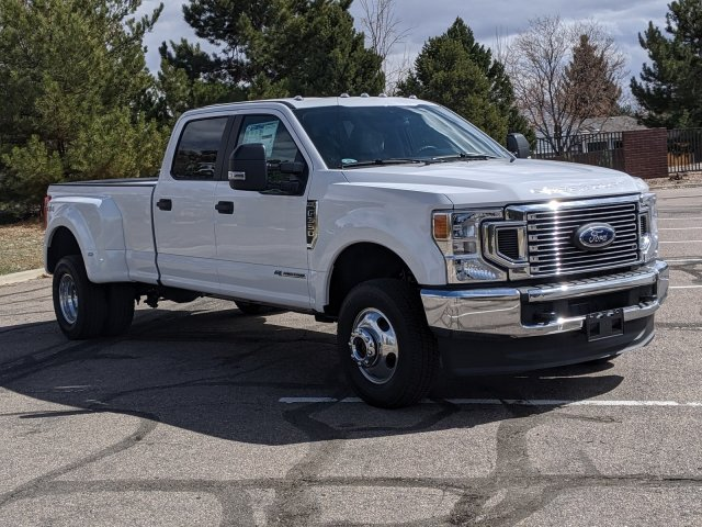 2020 F-350 Crew Cab DRW 4x4, Pickup #LEC89027 - photo 7