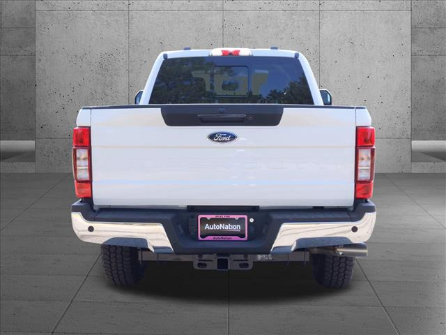 2020 Ford F-250 Crew Cab 4x4, Pickup #LEE19952 - photo 9