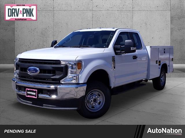 2020 Ford F-250 Super Cab 4x4, Knapheide Service Body #LEE23628 - photo 1