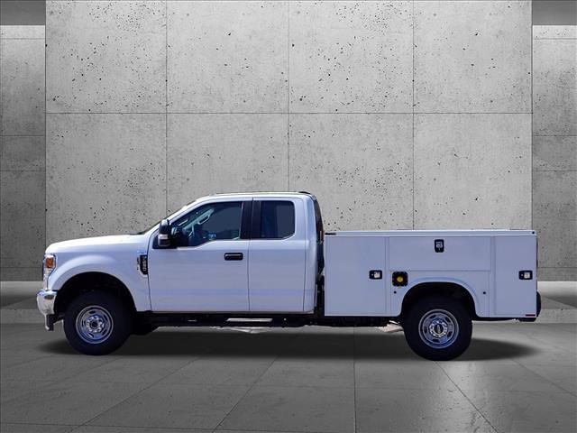 2020 Ford F-250 Super Cab 4x4, Knapheide Steel Service Body #LEE23628 - photo 6