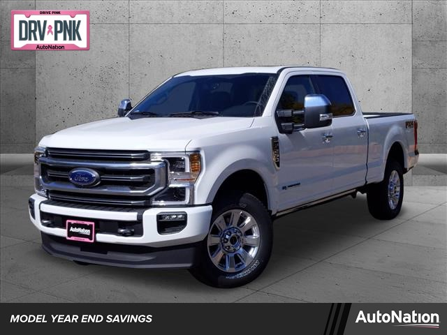 2020 Ford F-250 Crew Cab 4x4, Pickup #LEE76738 - photo 1
