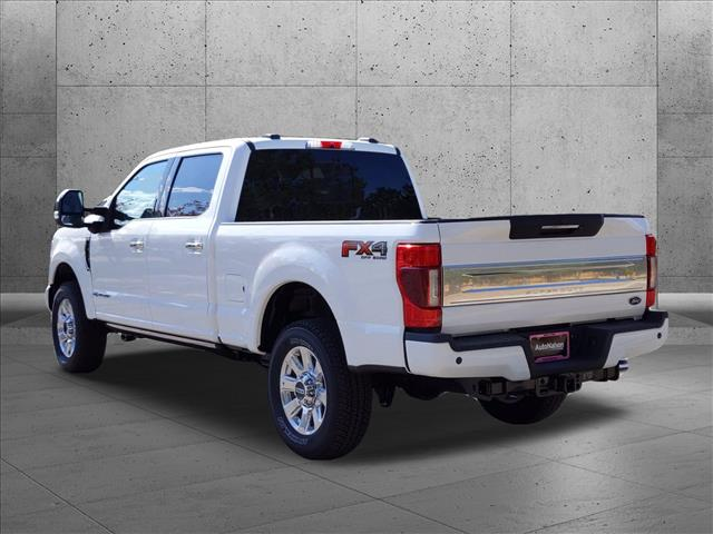 2020 Ford F-250 Crew Cab 4x4, Pickup #LEE76738 - photo 2
