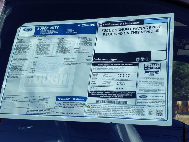 2020 Ford F-250 Crew Cab 4x4, Pickup #LEE85322 - photo 19