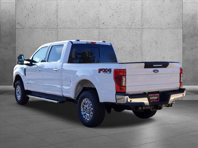 2020 Ford F-250 Crew Cab 4x4, Pickup #LEE85324 - photo 2