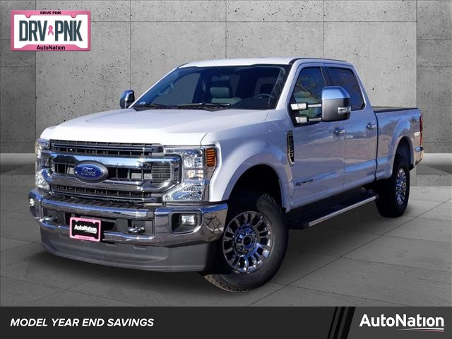 2020 Ford F-250 Crew Cab 4x4, Pickup #LEE85324 - photo 1