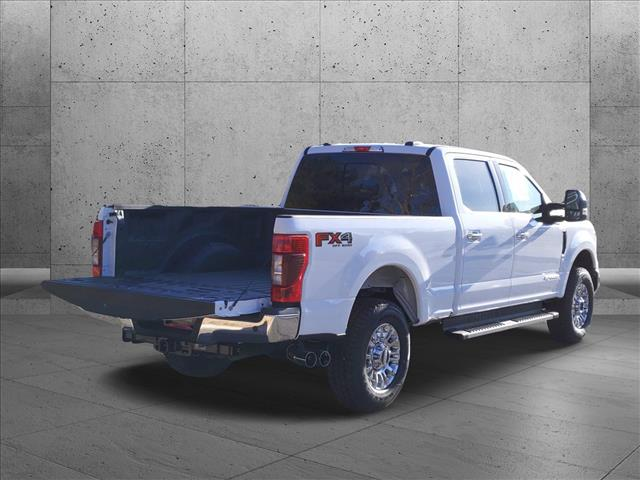 2020 Ford F-250 Crew Cab 4x4, Pickup #LEE85324 - photo 3