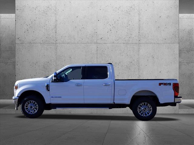 2020 Ford F-250 Crew Cab 4x4, Pickup #LEE85324 - photo 6